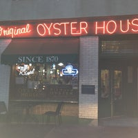 Photo taken at Original Oyster House by J R. on 3/31/2012