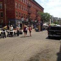 Photo taken at Second Sunday On Main by Hollie K. on 6/10/2012