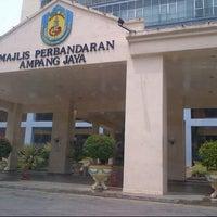 Photo taken at Menara MPAJ by Shadi on 8/4/2012