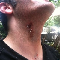 Photo taken at Cousins Paintball Staten Island by Chris W. on 6/24/2012