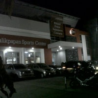 Photo taken at Balikpapan Sport Centre by HELMYSYIFAALHABSY on 4/16/2012