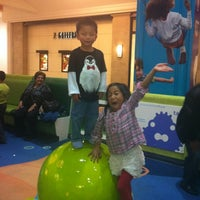 Photo taken at Westfield Fashion Square Play Area by Christina P. on 4/15/2012