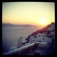 Photo taken at Villa Ilias by Nikos D. on 7/19/2012