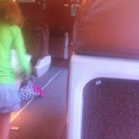 Photo taken at Amtrak Train 508 (Cascades) by Reagan A. on 7/25/2012
