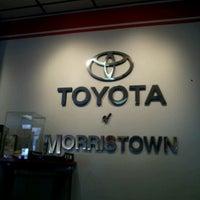 Photo Taken At Toyota Of Morristown By Ricardo E. On 7/24/2012 ...