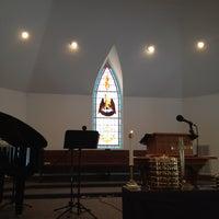 Photo taken at Corolla Chapel by Amanda H. on 4/8/2012
