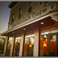 Photo taken at Patterson's Cafe by Nick N. on 8/6/2012
