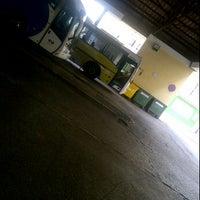 Photo taken at Estación de Autobuses de Estepona by Pau L. on 4/5/2012