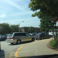 Photo taken at Bowie High School by Michelle J. on 8/14/2012