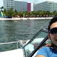Photo taken at Playa Langosta by Steve O. on 8/13/2012