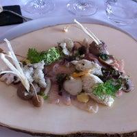 Photo taken at Restaurant Hôtel Les éleveurs by Steven D. on 9/10/2012