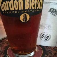 Photo taken at Gordon Biersch Brewery Restaurant by Teresa T. on 7/24/2012