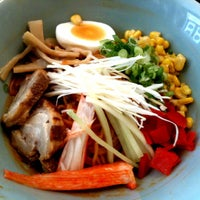 Photo taken at Ramen Takumi by jeannie on 6/26/2012