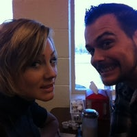 Photo taken at Kellys Big Burger by Andrew D. on 3/5/2012