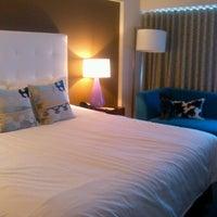 Photo taken at Hotel Murano by Rebekah H. on 8/12/2012