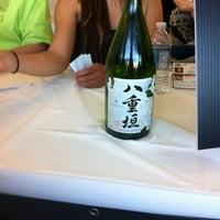 Photo taken at Sakura Nail Bar by neo23 on 5/25/2012