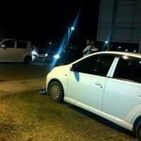 Photo taken at Parking Kompleks Sukan Likas by Muhd A. on 2/24/2012