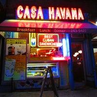 Photo taken at Casa Havana by Thomas V. on 7/5/2012