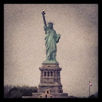 Photo taken at Staten Island Ferry Boat - Spirit Of America by Sebi on 5/2/2012