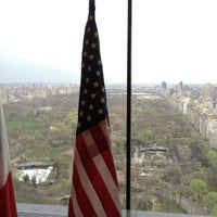 Photo taken at Natixis North America by Suraj 🙇🏽 on 3/28/2012