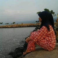 Photo taken at pantai marina, Bantaeng by Hujjatul M. on 6/28/2012