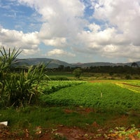Photo taken at Fazenda UFMG by Daisy F. on 6/15/2012