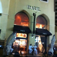 Photo taken at Paul Cafe by Layth S. on 3/16/2012