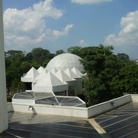 Photo taken at Planetarium Sultan Iskandar (PSI) by Nur Sharina S. on 6/18/2012