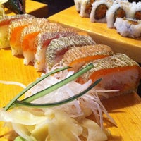 Photo taken at Sushi Yaro by Words and Nosh on 8/11/2012