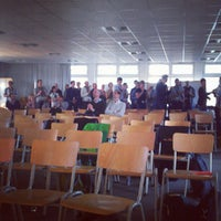 Photo taken at Startup Weekend HH by moeffju on 6/8/2012