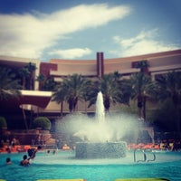 Photo taken at Red Rock Casino Resort & Spa by Josh P. on 7/4/2012
