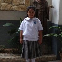 Photo taken at Maria Montessori School of Quezon City by Ana P. on 6/5/2012