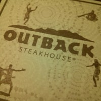 Photo taken at OUTBACK Steakhouse by JH Y. on 8/22/2012