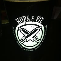 Photo taken at Hops & Pie by GayeLynn_M on 7/26/2012