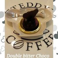 Photo taken at Teddy Coffee by JJNA13 on 7/26/2012