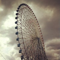 Photo taken at Tempozan Giant Ferris Wheel by Gary W. on 8/27/2012