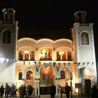 Photo taken at St. Catherine - St. George Church by Cecilia on 4/15/2012