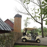 Photo taken at Stoneleigh Golf  & Country Club by Dion H. on 5/3/2012