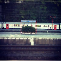 Photo taken at Gare de Verviers-Central by Gerry D. on 9/7/2012