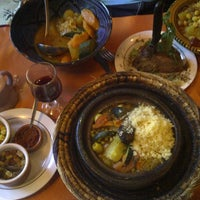 Photo prise au Les Saveurs Du Maroc par Hande M. le7/13/2012