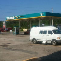 Photo taken at Valero by Bernard S. on 5/23/2012