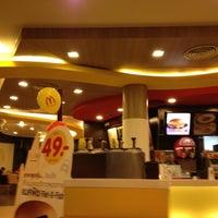 Photo taken at McDonald's by Somsak T. on 4/12/2012