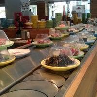 Photo taken at Sushi Circle by Berker on 5/27/2012