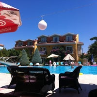 Photo taken at Poolbar @ Club Alla Turca by Nilay Y. on 8/21/2012