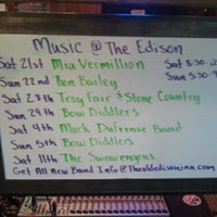 Photo taken at Old Edison Inn by Ryan S. on 7/22/2012