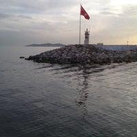 Photo taken at Bostancı - Kabataş Deniz Otobüsü by Tunc on 4/24/2012