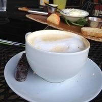 Photo taken at Dolce Vita Gelato & Espresso by Randy W. on 4/23/2012