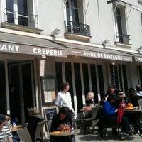 Photo taken at Anne de Bretagne by Ashley A. on 4/4/2012