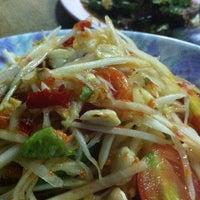 Photo taken at ลาบ ลุงทัย by BeaMonly N. on 6/7/2012