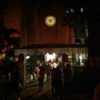 Photo taken at Kapel Hati Kudus Yesus by Arief T. on 5/27/2012